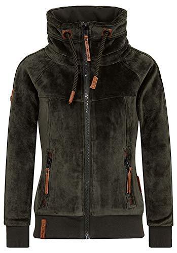 Naketano Damen Jacke Bottrops Belesch Jacket
