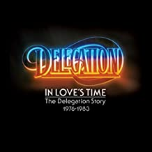 In Love's Time-The Delegation Story 1976-83/2CD