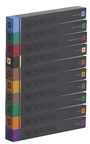 Nespresso Capsules (Pack of 100)