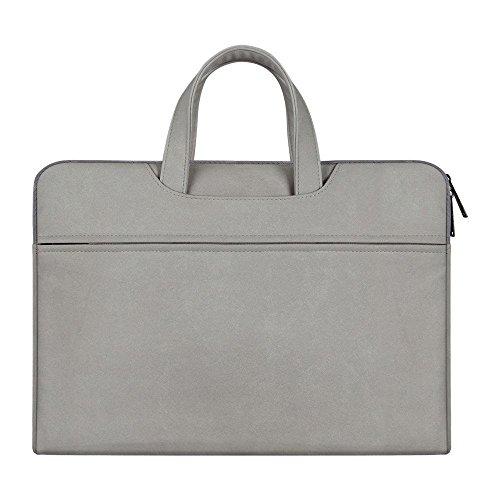 Olydmsky Laptop Tasche Peeling PU Notebooktasche 15/14/13-Zoll-Liner Tasche