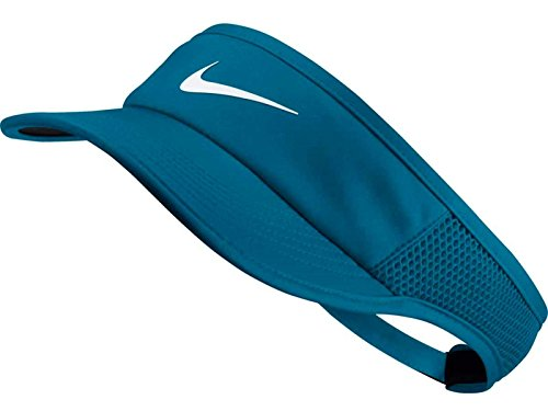 Nike Arobill Featherlight Bonnet Femme, Neo Turq/Black/White, FR Fabricant : Taille Unique