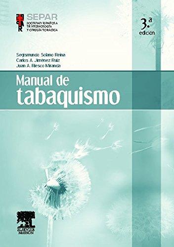 Descargar Libro Manual De Tabaquismo - 3ª Edición de Segismundo Solano Reina