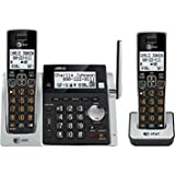 AT&T CL83213 DECT 6.0 Cordless Phone - Cordless - 1 x Phone Line