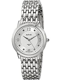 August Steiner Reloj de cuarzo Woman AS8133SS 33 mm