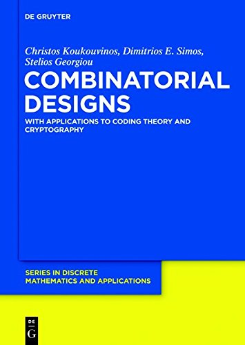 Combinatorial Designs: Selected Topics and Open Problems (De Gruyter Series in Discrete Mathematics and Applications, Band 3)