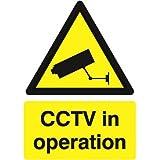 94,6L.- Express Gn00751s CCTV en Fonctionnement Sign, 210mm x 148mm, S/A