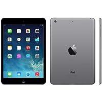 Apple iPad Mini - Tablet de 7.9 pulgadas (Apple iOS, 16 GB, wifi, 1 GHz), color negro (importado)