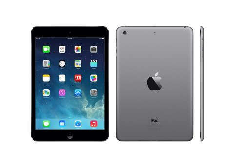 Price comparison product image Apple iPad Mini 2 128GB Wi-Fi - Space Grey