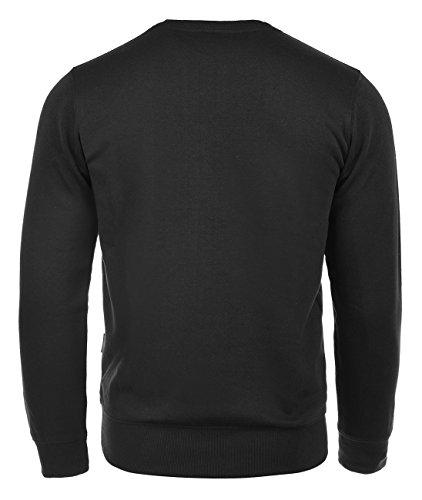Hi-Tec Herren Kanion Sweatshirt black