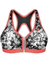 Shock Absorber Damen Sport-BH Front Zip Sport-bh