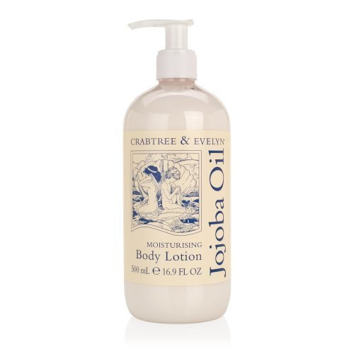 Jojoba Oil Moisturising Body Lotion - Value Size by Crabtree & Evelyn (English Manual)