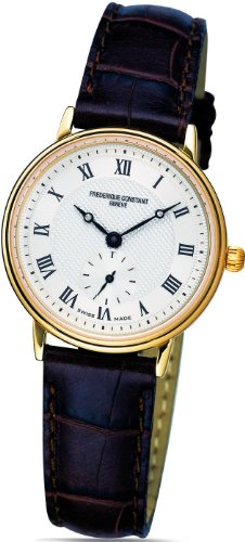 Frederique Constant Geneve Slimline FC-235M1S5 Reloj elegante para mujeres Muy llano