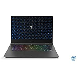 "Lenovo Legion Y730 - Ordenador portátil Gaming 15.6"" FullHD (Intel Core i7-8750H, 16GB RAM, 1TB HDD + 256GB SSD, Nvidia GTX1050Ti-4GB, Windows10) Negro Teclado QWERTY español"