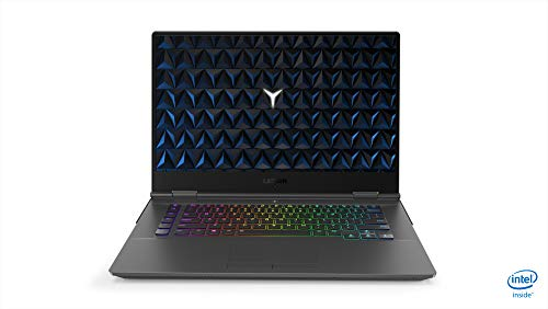 "Lenovo Legion Y530 Notebook Gaming, Display 15.6"" Full HD, Processore Intel Core i7, 1 TB HDD+256 GB SSD, Scheda Grafica GeForce GTX 1050 TI, Windows 10, Nero"