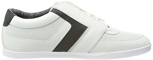 BOSS Athleisure Herren Shuttle_Tenn_Lux Sneaker Weiß (White)