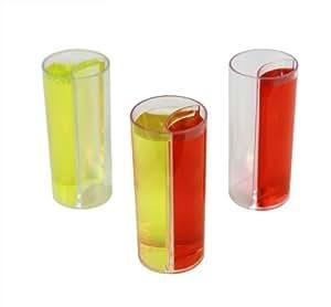 Shot Glass Split with Chaser - Splitshooters - 20 Pack - Perfect for Parties, Birthdays and Weddings!, Garden, Haus, Garten, Rasen, Wartung