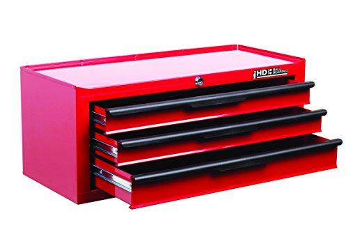 Hilka G301C3BBS schwerer Werkzeugkasten mit drei Schubladen, BBS-Zusatzmodul -