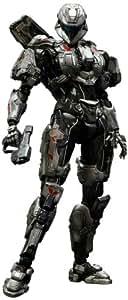Figurine 'Halo 4' Play Arts Kaï - Spartan Sarah Palmer