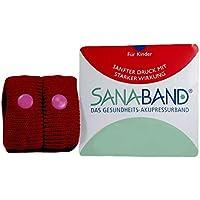 NCM Sana-Band für Kinder, Gesundheitsakupressurband, 2 Bänder, blau preisvergleich bei billige-tabletten.eu