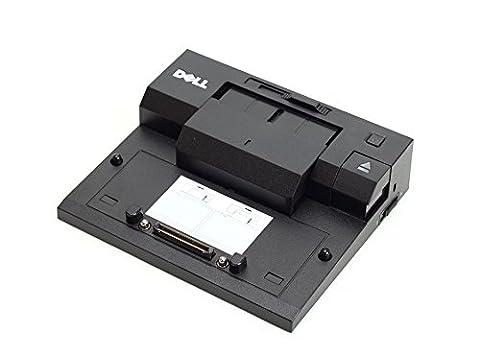 Original Dell E-Port (K07A) Docking Station, DisplayPort, DVI, eSATA, USB, für Latitude E4200, E4300, E5400, E5500, E6400, E6400 ATG, E6500, Precision M2400,