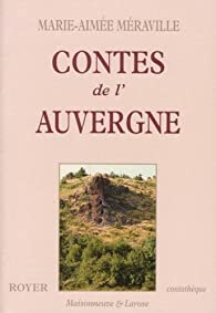 Contes de l'Auvergne par Marie-Aimée Méraville
