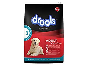 Drools Adult Chicken and Rice, 3 kg