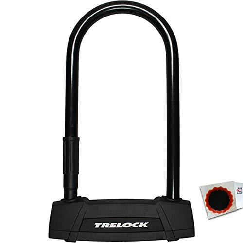 Trelock Bügelschloss BS 650 Bügelschloss 108-140 8004504 4016167056176 + Flicken