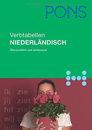 PONS Verbtabellen. Übersichtlich und umfassend: Niederländisch