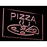 Enseigne Lumineuse i004-r Pizza Cafe NR Neon Light Sign