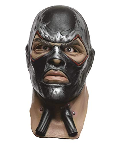 Horror-Shop Lizenz-Bane Maske Deluxe aus Latex