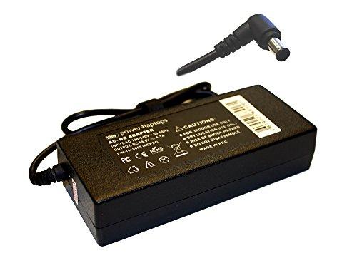 Power4Laptops Sony Bravia KDL-40R483B Adattatore di alimentazione CA compatibile per TV LCD/LED
