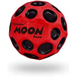 Waboba Super-bouncing Moonball (Red And Black)