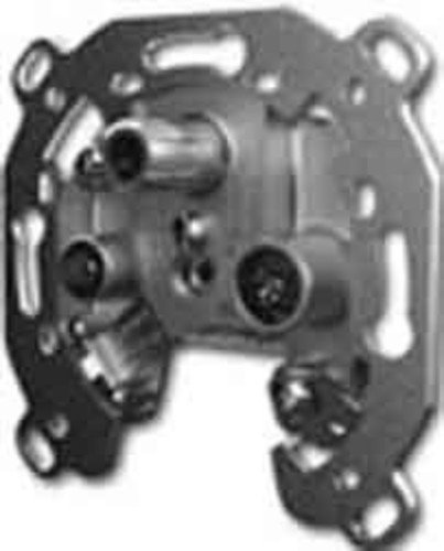 Preisner SE33ST Steckdose-Registrierkasse Silber