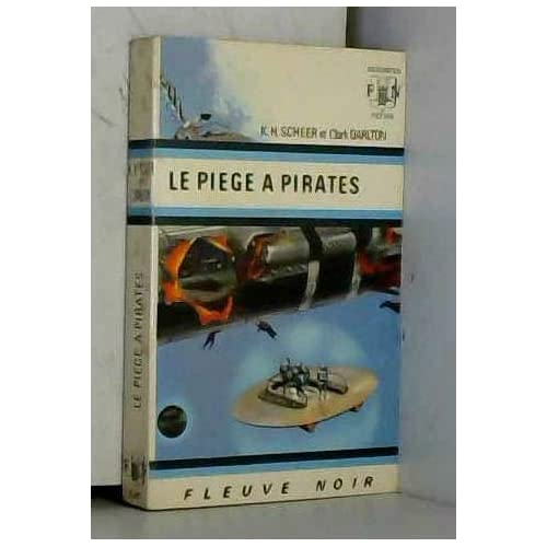 PERRY RHODAN 11 Le Piege a Pirates FNA 349 1968 EDITION ORIGINALE