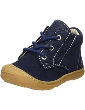 RICOSTA Kelly, Zapatos de Cordones Derby Unisex niños