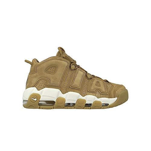 timeless design 5948e 4a523 Chaussures de Course Pour Hommes Nike Air More Uptempo 96 Wheat Premium NBA  Retro Scottie Pippen