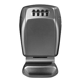 Master Lock Sicherheits-Schlüsselkasten Select Access mit beleuchteten Zahlenrädern- Sicherheits-Schlüsselkasten zur Wandbefestigung um Ihre Schlüssel zu schützen und sicher zu teilen