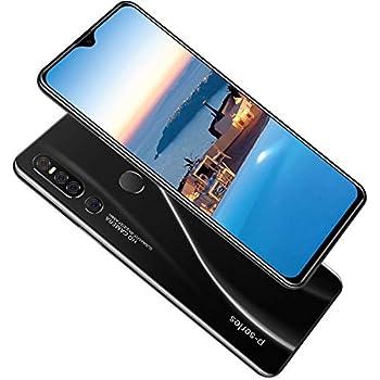 Móviles y smartphones libres Desbloqueo de teléfono móvil, teléfono inteligente con tarjeta dual, pantalla 6.319: 9, Android, 6GB de RAM + 128GB de ...