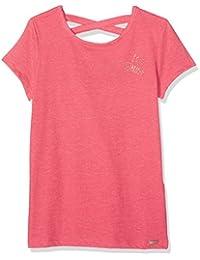 Tom Tailor Kids Tee with Crossed Back, Camiseta para Niñas