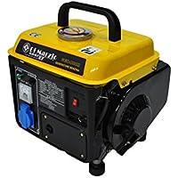 Generatore di corrente silenziato 800 W benzina - gruppo elettrogeno