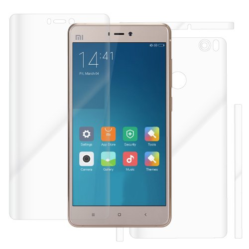 Xiaomi Mi 4s front and back mobile scratch Guard, Mobile Scratch Guard, Screen Protector, Mobile Cases, Mobile Covers, Mobile Skins Guard, Mobile Pouches, Rubbery Invisible Skin, Phone Protector, Phone Covers, Phone Guard
