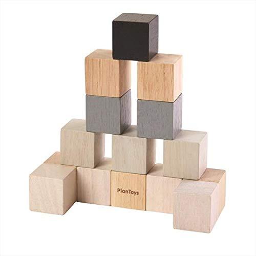 Plan Toys Cubos 5374