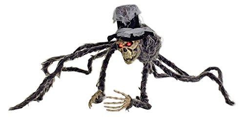 nne mit Leuchtaugen 70 cm Halloween Deko - Gruselige Party Dekoration (Animierte Halloween)