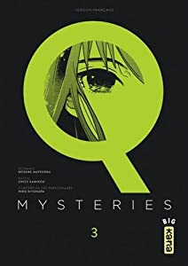 Q Mysteries Edition simple Tome 3
