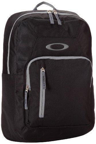 Oakley Herren Tasche und Rucksack Works Pack Black, 35 x 15 x 55 cm, 20 Liter