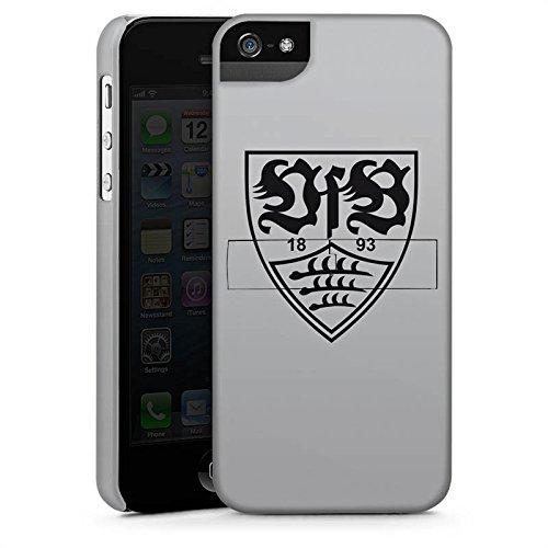 Apple iPhone 7 Hülle Case Handyhülle VfB Stuttgart Fanartikel Fußball Premium Case StandUp