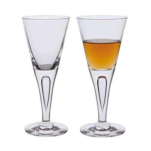 Dartington Sharon Sherry-Glas, transparent, 2Stück -