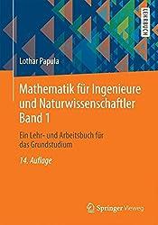 Mathematik für Ingenieure und Naturwissenschaftler Band 1: Ein Lehr- und Arbeitsbuch für das Grundstudium