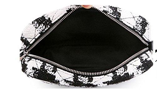Borsa mini moda/Piccoli campi donna breathe sacchetti di caramelle/ borsa a tracolla-A A