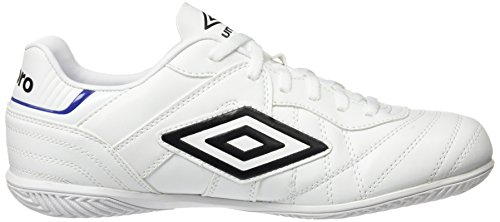 Umbro Speciali Eternal Club Ic, Partita di calcio uomo Blanco / Negro / Clematis Azul